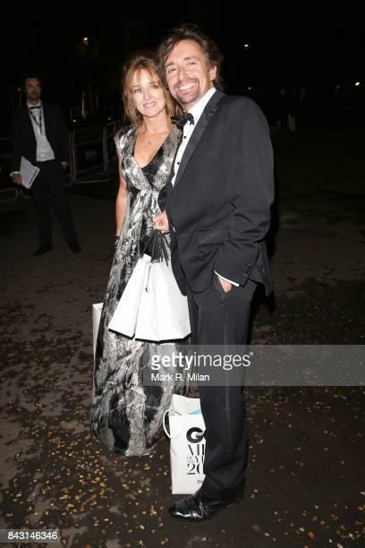 Richard Hammond attending the GQ awards on September 5 2017 in London England