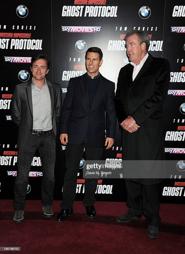 Mission: Impossible Ghost Protocol - UK Premiere - Inside Arrivals