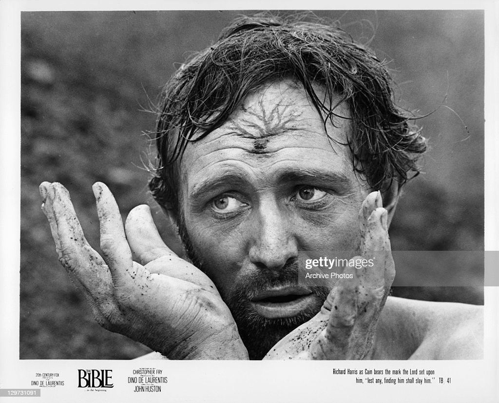 Richard Harris In 'The Bible: In The Beginning' : News Photo
