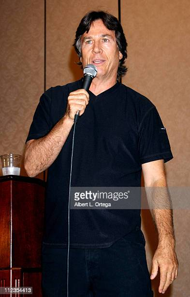 """Richard Hatch during 2003 Galacticon Celebrating the 25th Anniversary of """"Battlestar Galactica"""" - Day One at The Universal Sheraton Hotel in..."""