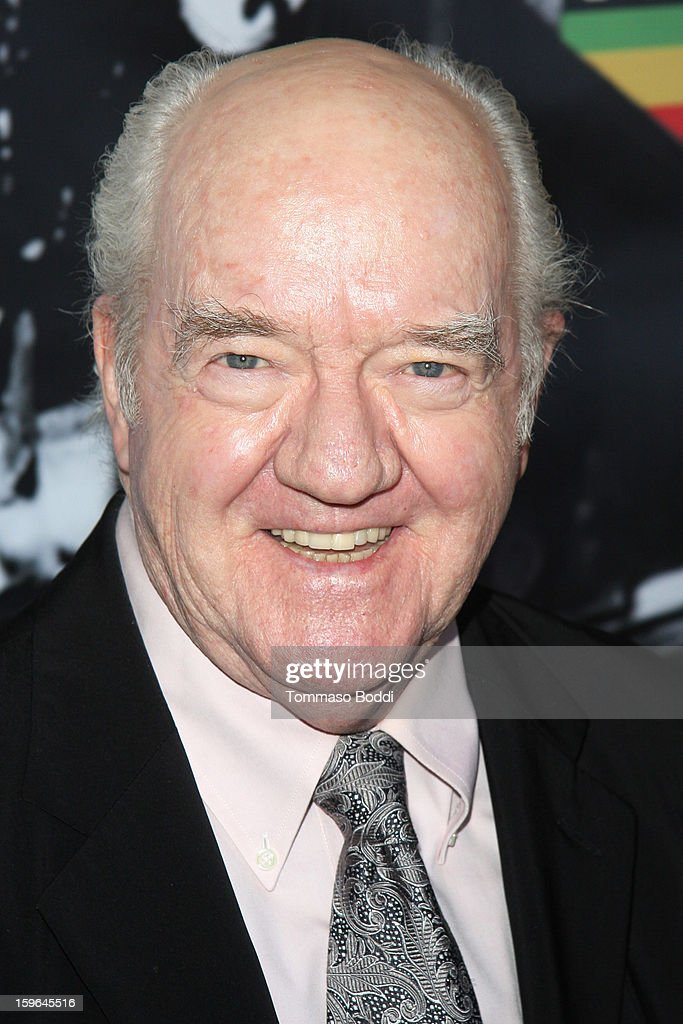 Richard Herd attends the Red Line Tours presents the 'Directors Series' 2nd annual commemorative ticket VIP private press event held at American Cinematheque's Egyptian Theatre on January 17, 2013 in Hollywood, California.