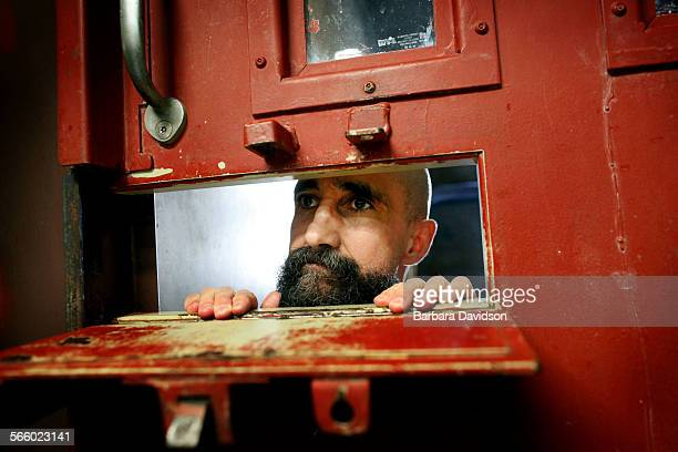 Richard Heyer is Corcoran State Prison inmate and lives in the SHU He spoke with LA Times reporters during a are tour of the prison in Corcoran Ca...