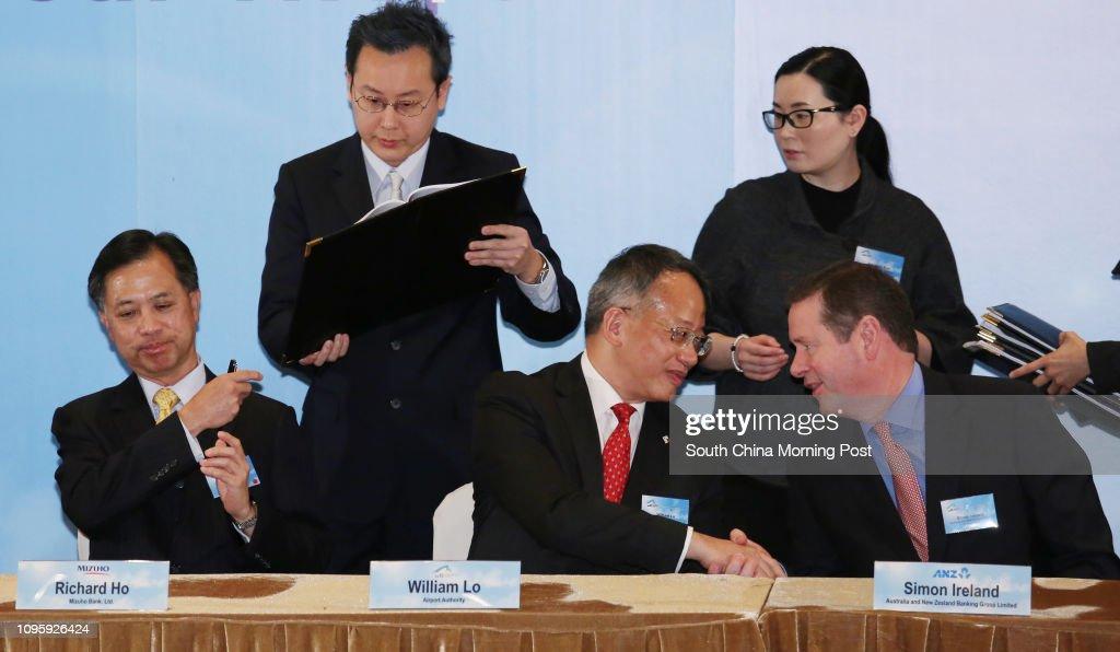 Richard Ho, Joint General Manager, Mizuho Bank, Ltd