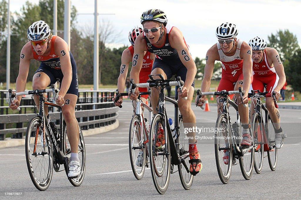 2013 Ottawa ITU Duathlon World Championships : ニュース写真