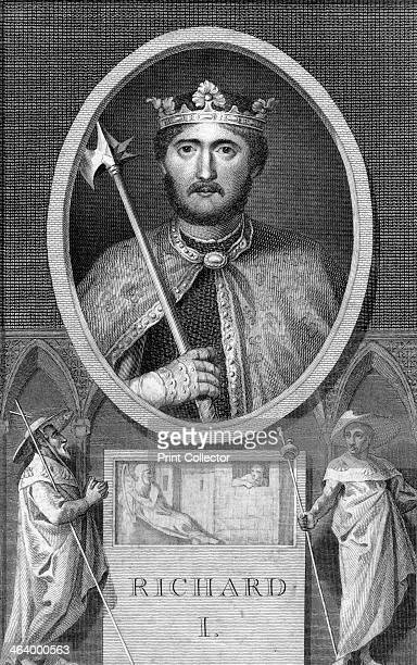 Richard I King of England The third son of Henry II and Eleanor of Aquitaine Richard I reigned as King of England from 11891199 The second of the...