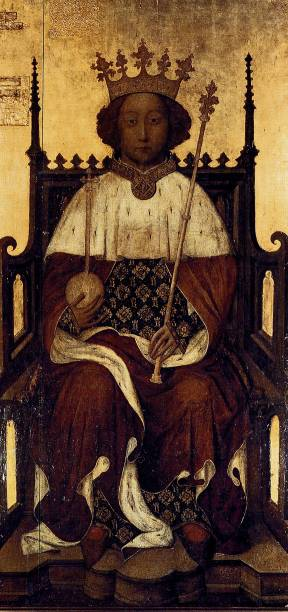 Richard II. Pictures   Getty Images on all kings of england, statute of king john of england, danes of england, romantic poets of england, norman kings of england, stuarts of england, elizabeth woodville of england, tudors of england,