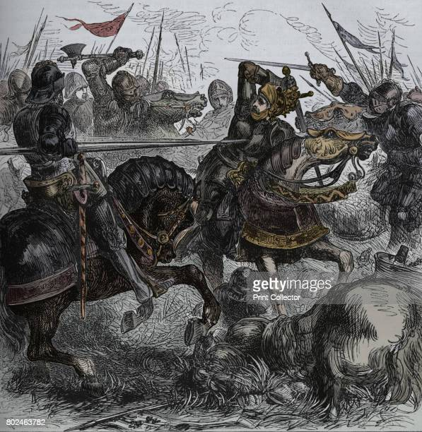 Richard III at Bosworth' 22 August 1485 The Battle of Bosworth Field 22 August 1485 was the last significant battle of the Wars of the Roses the...