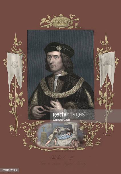richard iii coriolanus and king john Richard iii (richard, duke of gloucester) often depicted in shakespeare's work as hunchbacked but in fact suffered from scoliosis historians debate whether richard wanted the crown or if he became king by chance.