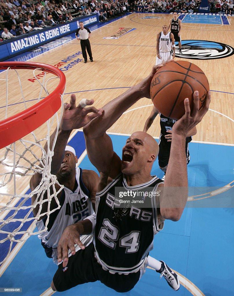 San Antonio Spurs v Dallas Mavericks, Game 2