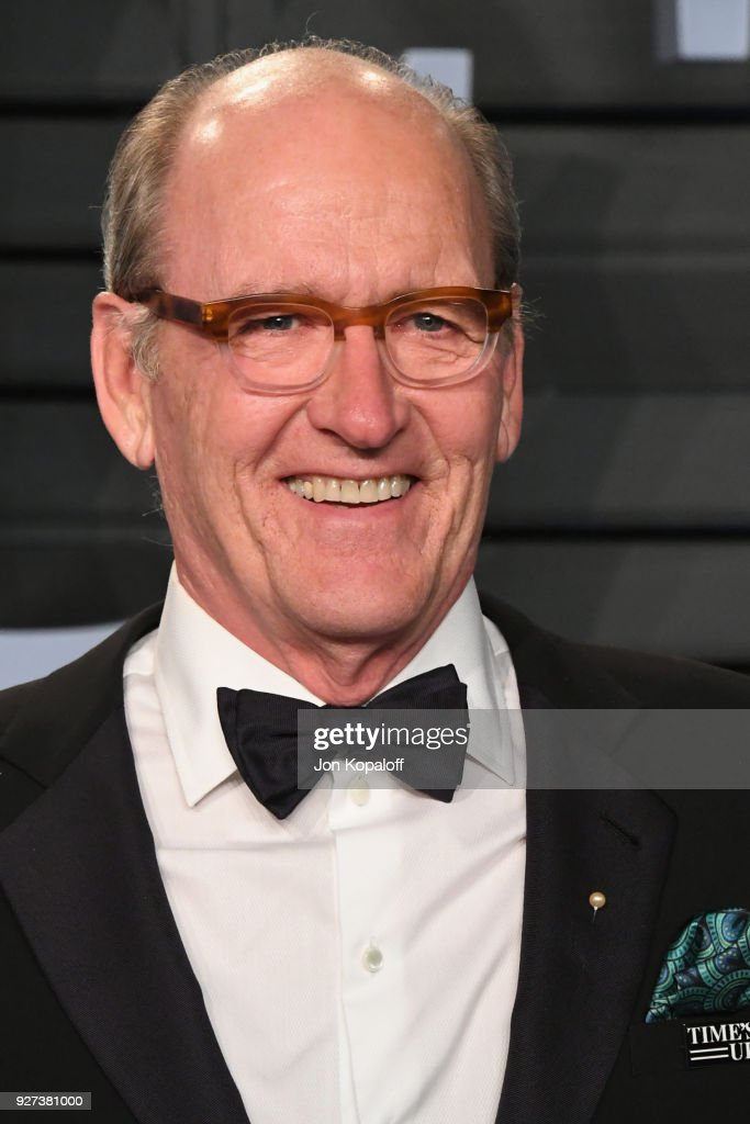 Richard Jenkins attends the 2018 Vanity Fair Oscar Party hosted by Radhika Jones at Wallis Annenberg Center for the Performing Arts on March 4, 2018 in Beverly Hills, California.