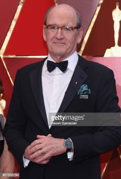 Richard Jenkins attends the 90th Annual Academy Awards at Hollywood Highland Center on March 4 2018 in Hollywood California