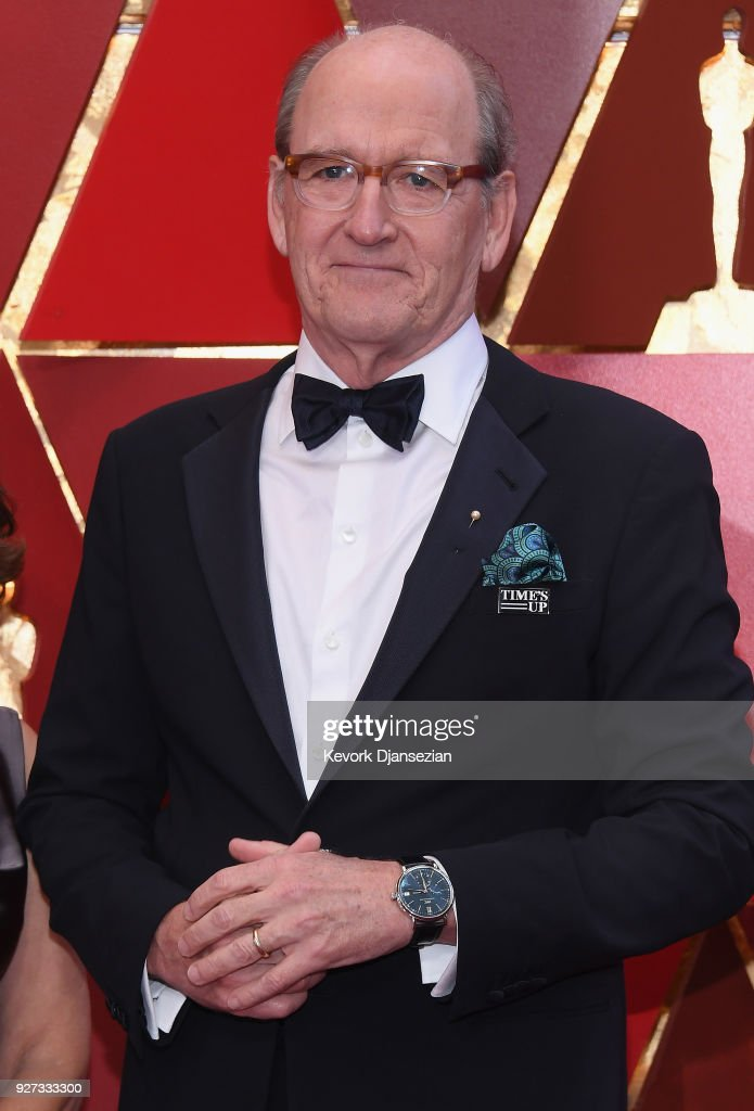 Richard Jenkins attends the 90th Annual Academy Awards at Hollywood & Highland Center on March 4, 2018 in Hollywood, California.