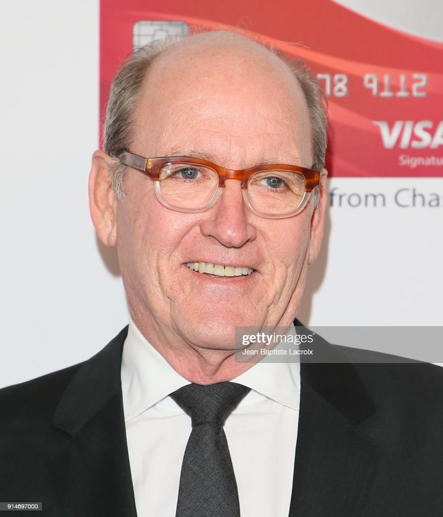 Richard Jenkins attends the AARP's 17th Annual Movies For Grownups Awards on February 05, 2018 in Beverly Hills, California.