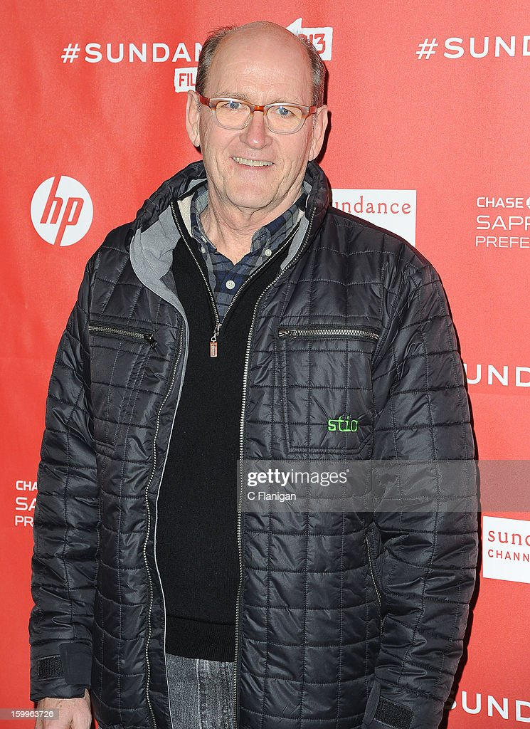 Richard Jenkins attends the 'A.C.O.D.' Premiere during the 2013 Sundance Film Festival at Eccles Center Theatre on January 23, 2013 in Park City, Utah.