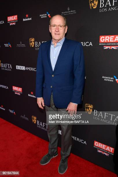 Richard Jenkins attends The BAFTA Los Angeles Tea Party at Four Seasons Hotel Los Angeles at Beverly Hills on January 6 2018 in Los Angeles California