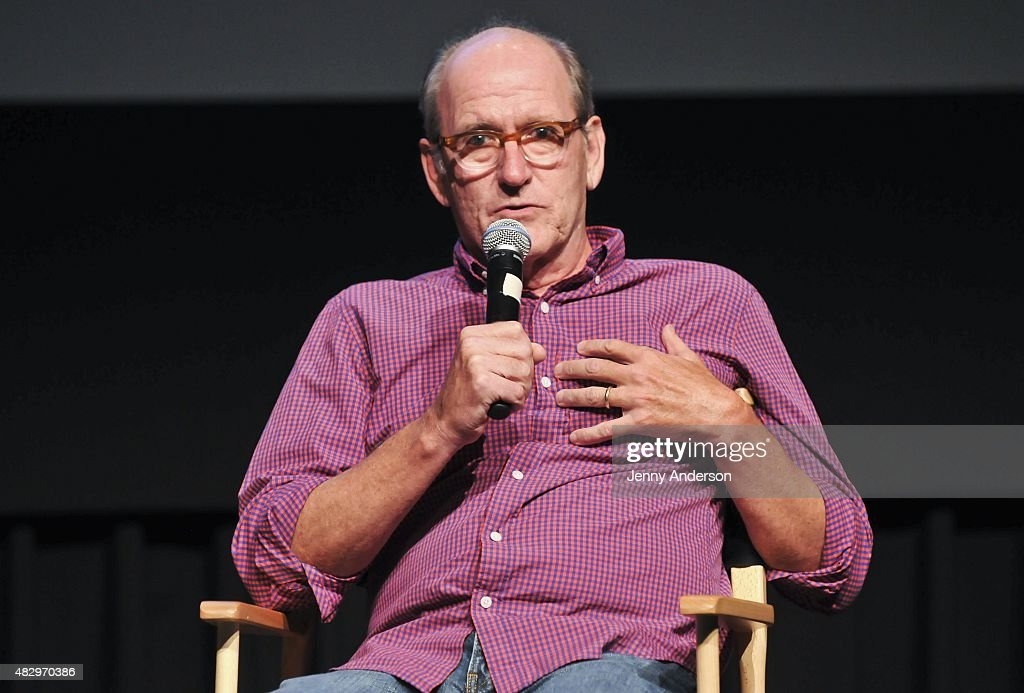 "SAG Foundation's Backstage Emmy Series: Conversations With Richard Jenkins Of ""Olive Kitteridge"""