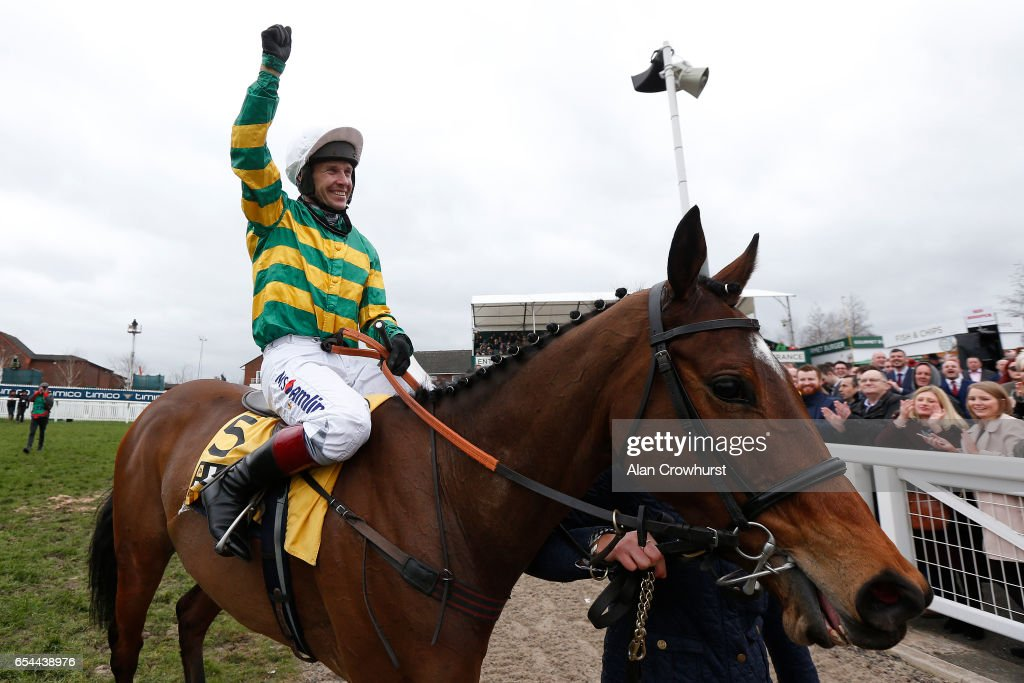 Cheltenham Festival - Gold Cup Day : News Photo