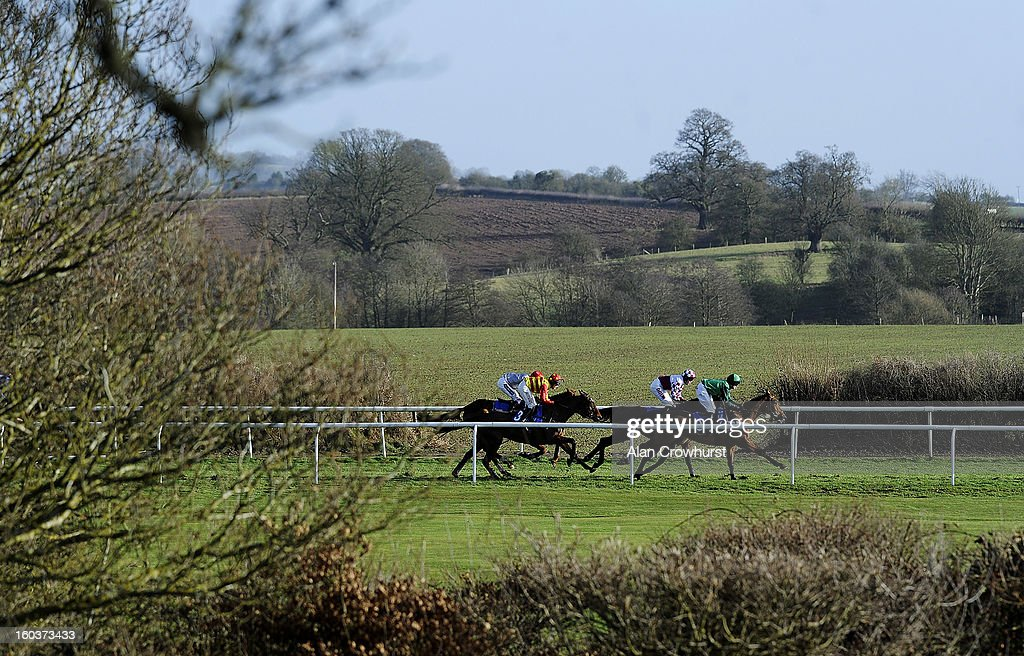 Ludlow Races : News Photo