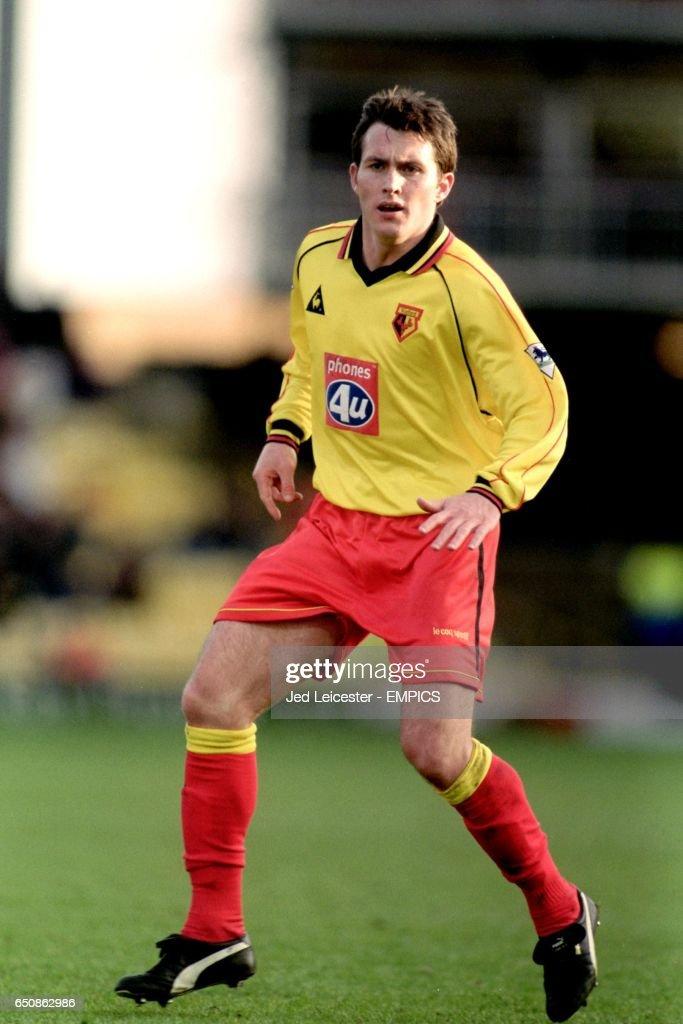 Soccer - FA Carling Premiership - Watford v Sheffield Wednesday : News Photo