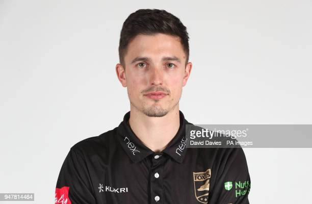 Richard Jones during the media day at Grace Road Leicester on April 11 2018