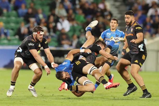 AUS: Super Rugby Trans-Tasman Rd 1 - Force v Chiefs