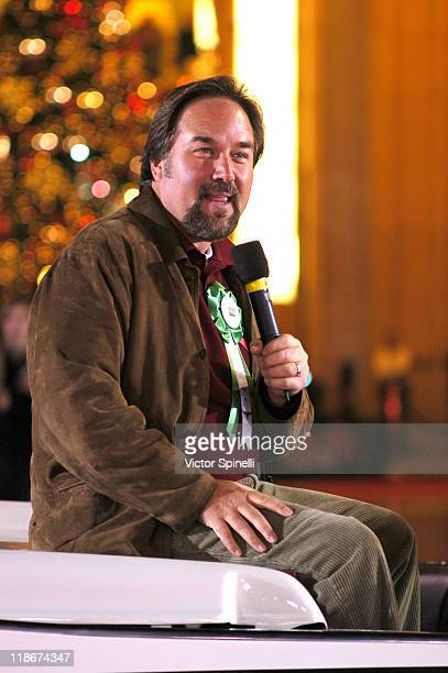 """Richard Karn from """"Family Feud"""" at the 72nd Hollywood Christmas Parade 2003"""