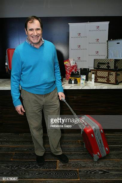 Richard Kind at Backstage Creations Celebrity Retreat at Haven360 at Andaz Hotel on March 5 2010 in West Hollywood California