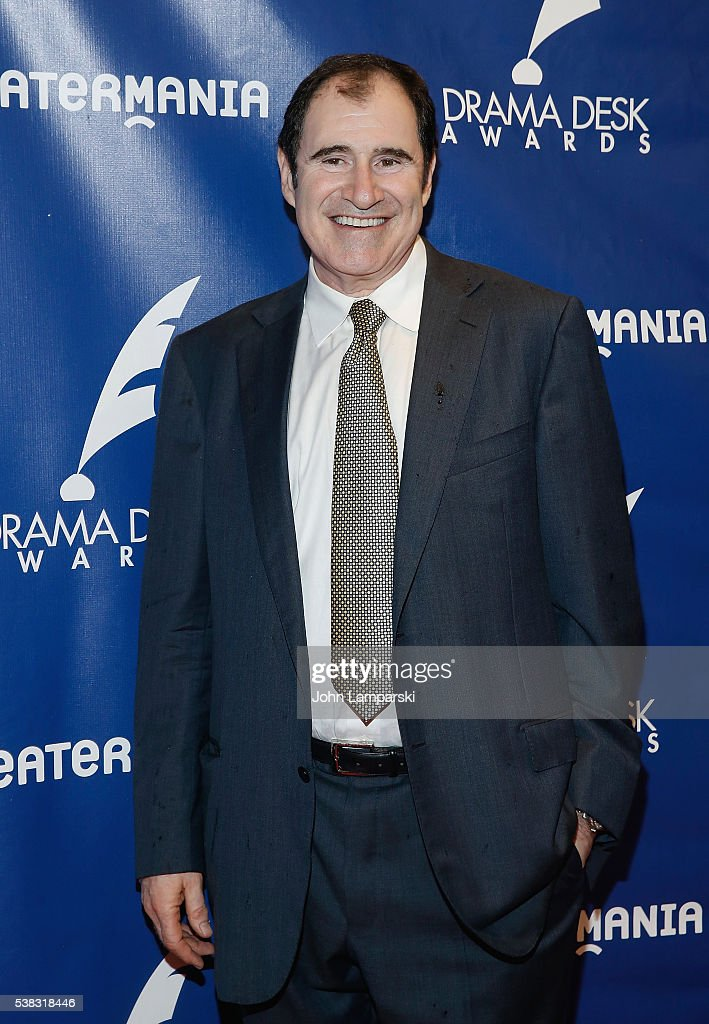 Richard Kind attends 2016 Drama Desk Awards at Anita's Way on June 5, 2016 in New York City.