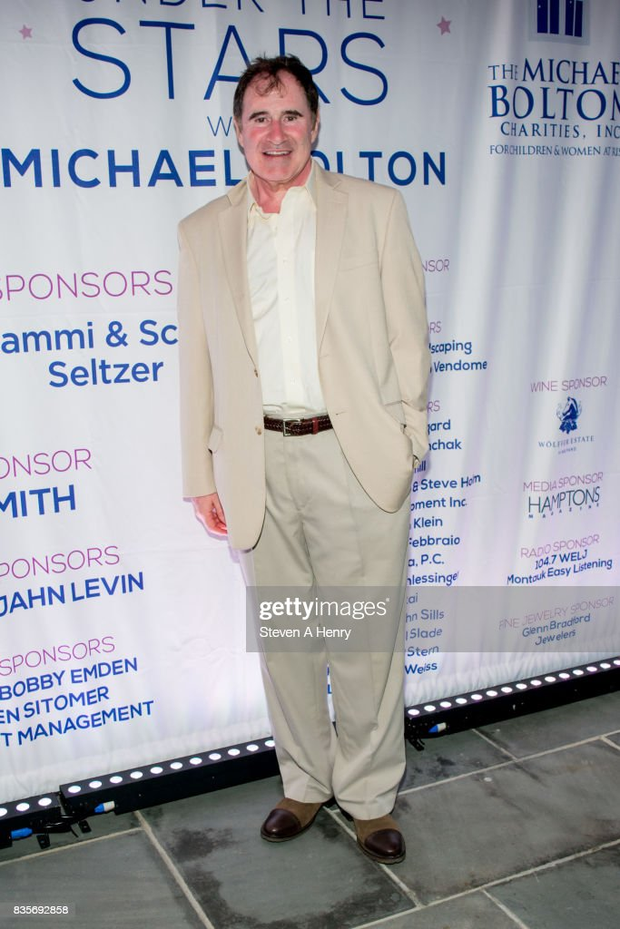Richard Kind attends An Intimate Evening Under The Stars With Michael Bolton at Private Residence on August 19, 2017 in Bridgehampton, New York.