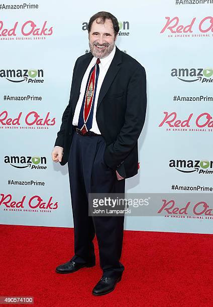 Richard Kind attends 'Red Oaks' series premiere at Ziegfeld Theater on September 29 2015 in New York City