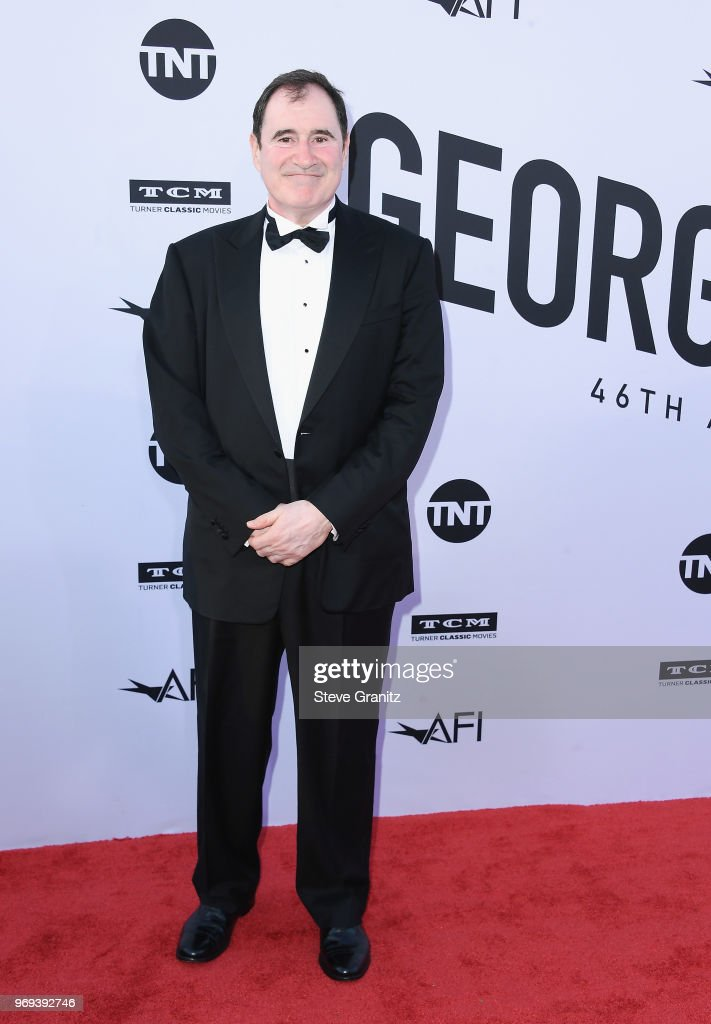 Richard Kind attends the American Film Institute's 46th Life Achievement Award Gala Tribute to George Clooney at Dolby Theatre on June 7, 2018 in Hollywood, California.