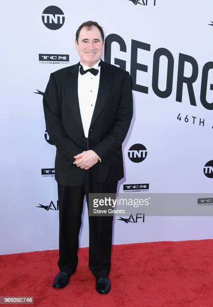 Richard Kind attends the American Film Institute's 46th Life Achievement Award Gala Tribute to George Clooney at Dolby Theatre on June 7 2018 in...