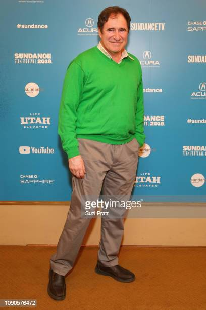 Richard Kind attends the 'Documentary Now' Red Carpet Screening And After Party during the 2019 Sundance Film Festival at The Egyptian Theatre on...