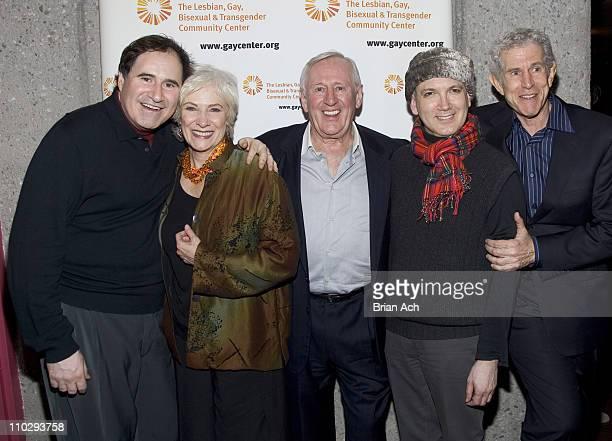 Richard Kind Betty Buckley Len Cariou Charles Busch and Tony Roberts