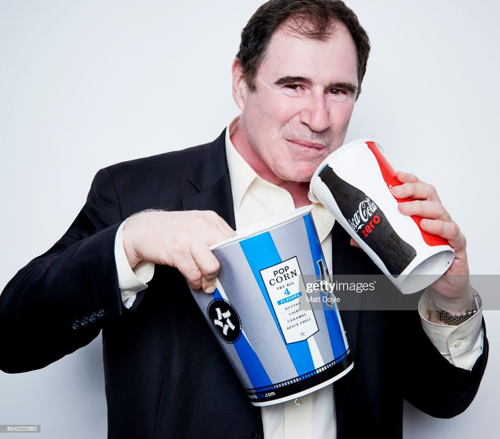 Richard Kind poses for a portraits at the Tribeca TV festival at Cinepolis Chelsea on September 24, 2017.