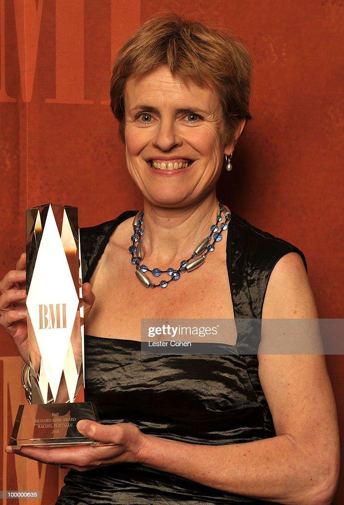 The 2010 BMI Film/TV Awards : News Photo