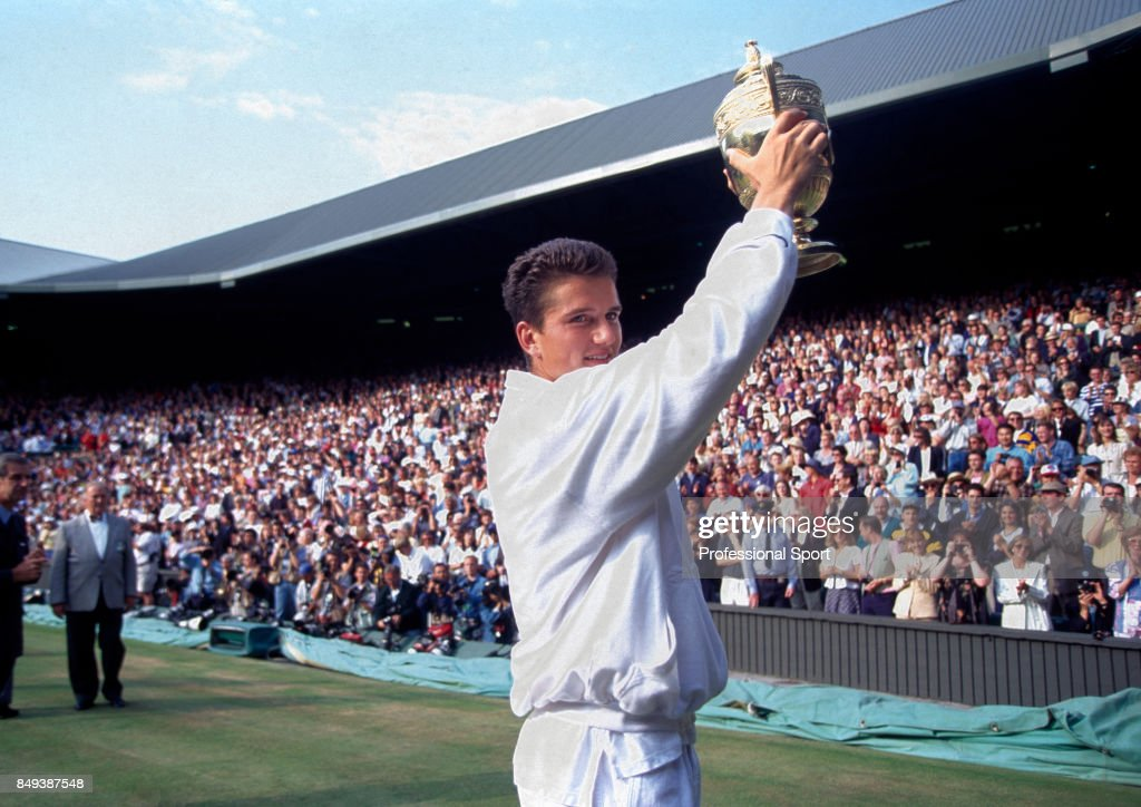 Wimbledon Tennis Championships - Men's Singles Final : News Photo