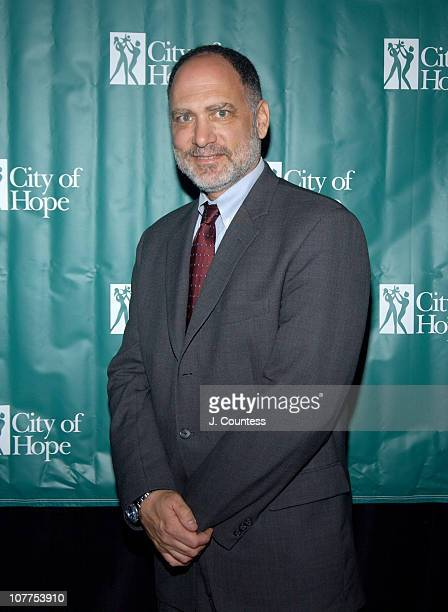 """Richard Leonard, senior officer of City of Hope during Cindy Crawford Honored as City of Hope's """"Woman of The Year"""" at the 2004 Spirit of Life..."""