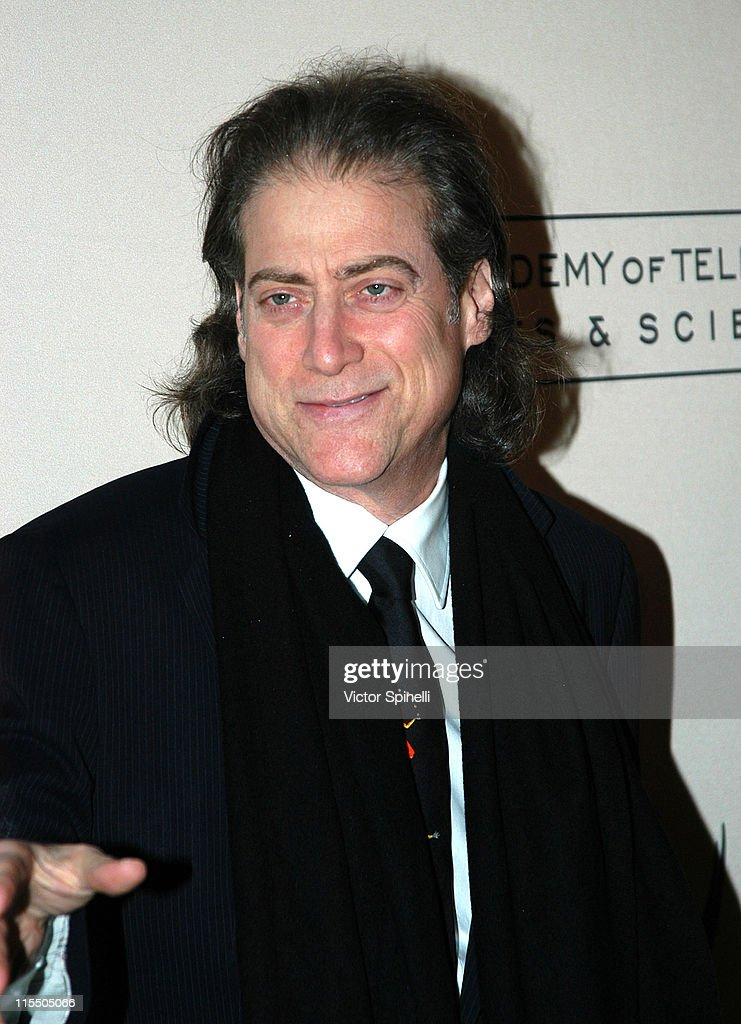 Richard Lewis during Academy of Television Arts & Sciences Presents an Evening with 'Curb Your Enthusiasm' at Academy of Television Arts & Sciences in North Hollywood, California, United States.