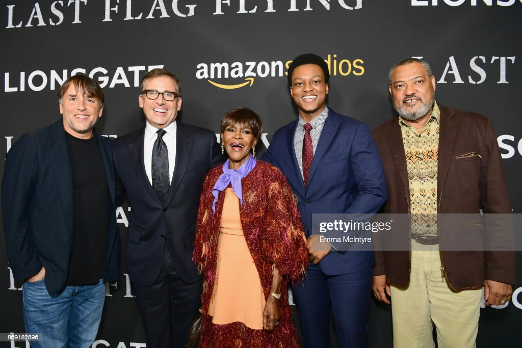 """Premiere Of Amazon's """"Last Flag Flying"""" - Red Carpet"""