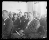 Richard loeb nathan leopold jr and clarence darrow looking toward the picture id138146417?s=170x170