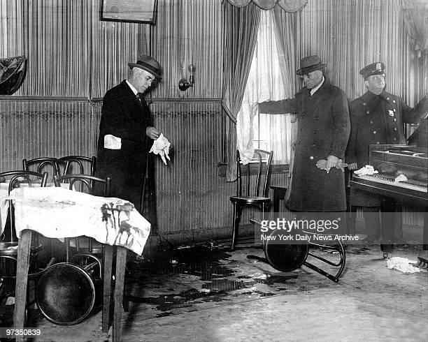 Richard Lonergan aka Peg Leg Lonergan was shot down by Al Capone at the Adonis social club at 152 20th St Brooklyn Lonergan assumed command after his...