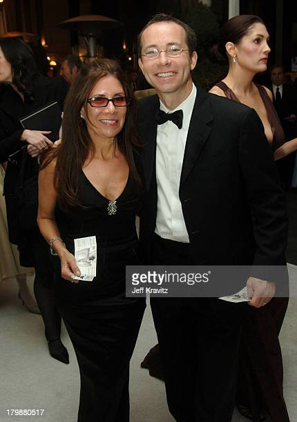 Richard Lovett during The 78th Annual Academy Awards Governor's Ball at Kodak Theatre in Hollywood California United States