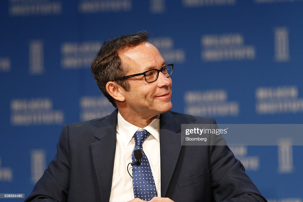 Richard Lovett, president of Creative Artists Agency Inc. (CAA), listens during the annual Milken Institute Global Conference in Beverly Hills , California, U.S., on Wednesday, May 4, 2016. The conference gathers attendees to explore solutions to today's most pressing challenges in financial markets, industry sectors, health, government and education. Photographer: Patrick T. Fallon/Bloomberg via Getty Images