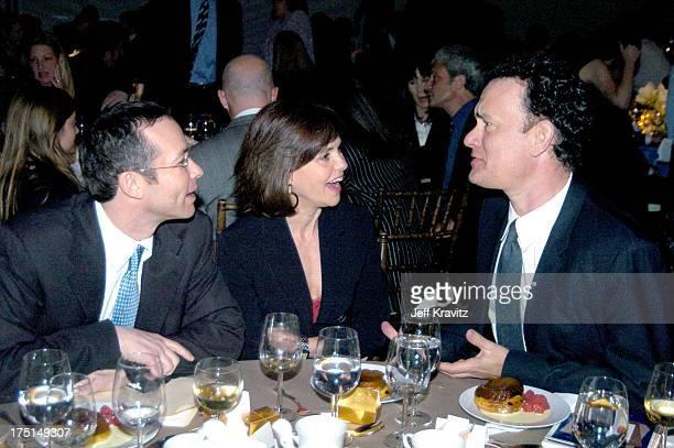 Richard Lovett Sally Field and Tom Hanks *Exclusive*