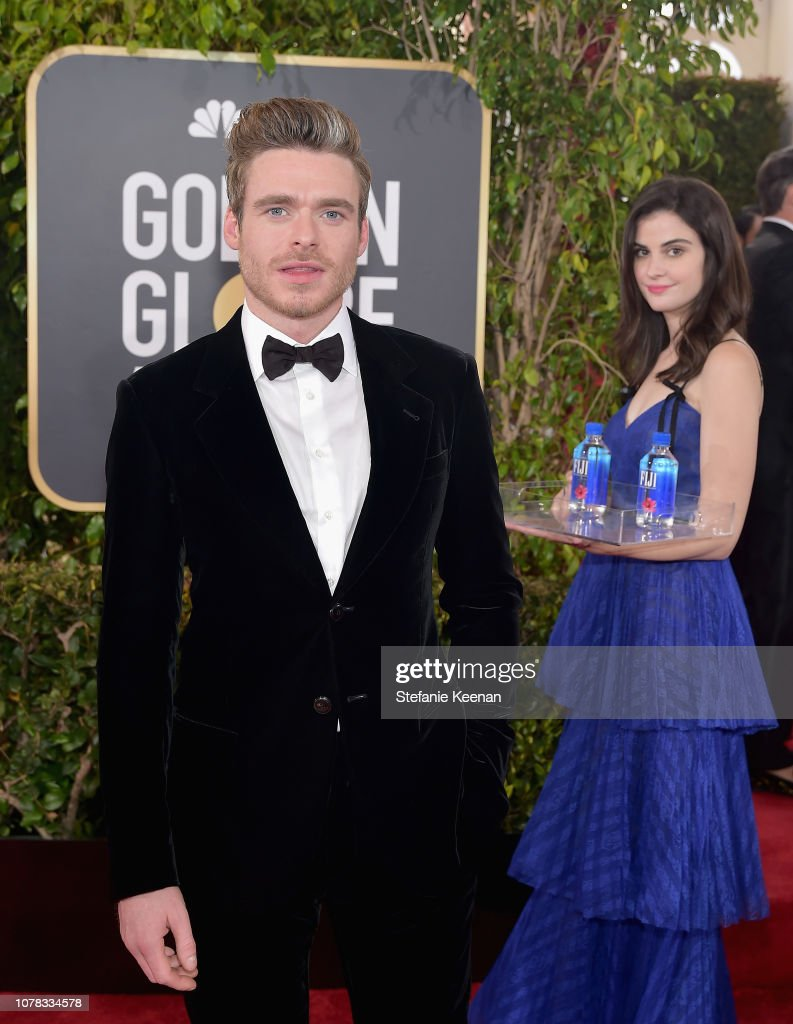 FIJI Water At The 76th Annual Golden Globe Awards : News Photo