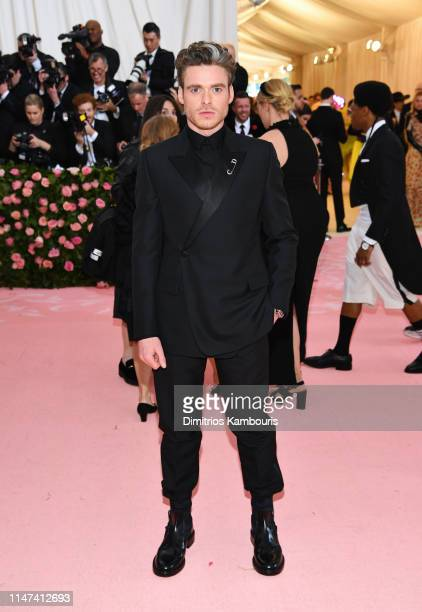 Richard Madden attends The 2019 Met Gala Celebrating Camp Notes on Fashion at Metropolitan Museum of Art on May 06 2019 in New York City