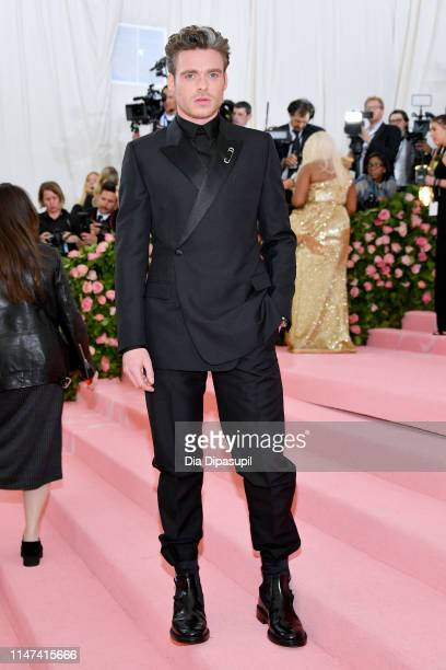 Richard Madden attends The 2019 Met Gala Celebrating Camp: Notes on Fashion at Metropolitan Museum of Art on May 06, 2019 in New York City.