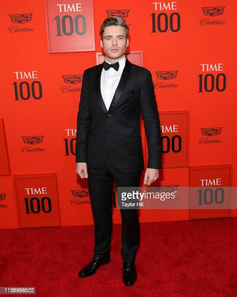 Richard Madden attends the 2019 Time 100 Gala at Frederick P Rose Hall Jazz at Lincoln Center on April 23 2019 in New York City