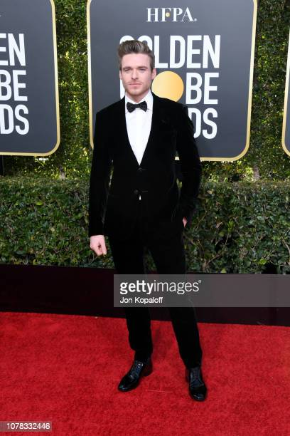 Richard Madden attends the 76th Annual Golden Globe Awards at The Beverly Hilton Hotel on January 6 2019 in Beverly Hills California